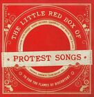 The Little Red Box of Protest Songs [Slipcase] by Various Artists (CD, Mar-2009, 4 Discs, Proper Box (UK))
