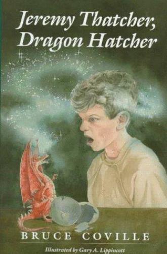 Jeremy Thatcher, Dragon Hatcher: A Magic Shop Book by Coville, Bruce