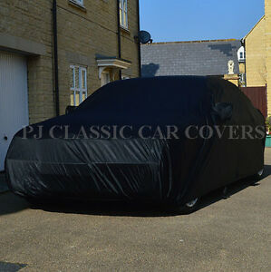 Luxury Satin with Fleece Lining Indoor Car Cover for Jaguar MK 1-2