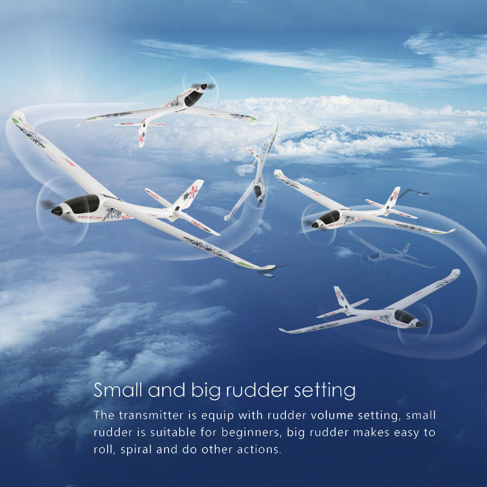 XK A800 780mm Wingspan 5CH 3D 6G Mode EPO Fly Wing Aircraft Fixed Wing F4X1