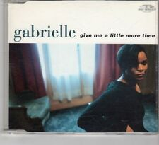 (HE710) Gabrielle, Give Me A Little More Time - 1996 CD