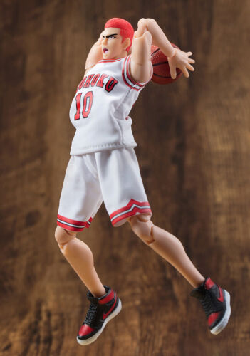 1//10 Scale Slam Dunk SHOHOKUHanamichi Sakura Action Figure Model Collection