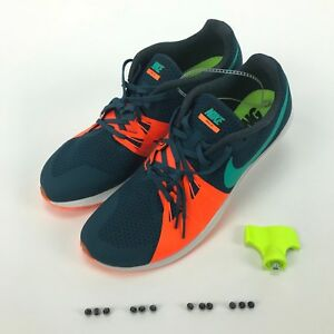 Blueorangesize12 Hommes Zoom Xc 904718 Racing Spikes Nike 438 Cross Rival Country P4TSwF
