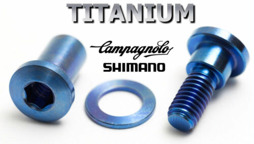 Campagnolo Seatpost Bolt in Titanium 43/% lighter 4 Colors on choice!