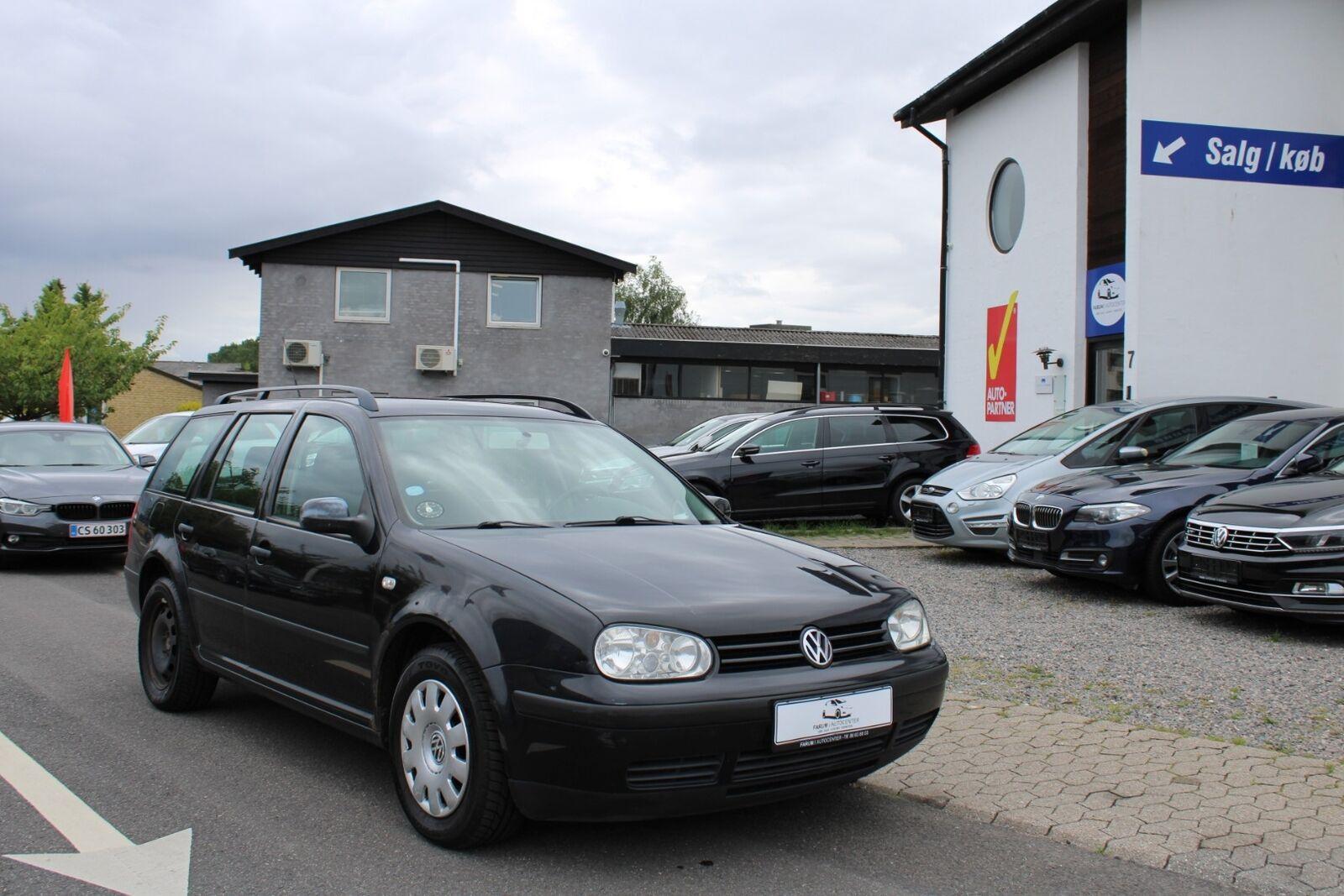 VW Golf IV 2,0 FSi Trendline Variant 5d