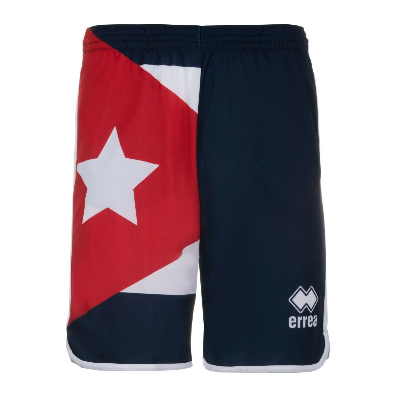 ERREA REPUBLIC SHORT SHORTS MAN SEA TREND SS19 MAN BERMUDA FLAG CUBA