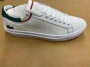 Sneakers LA PIQUEE 120 1 White Green