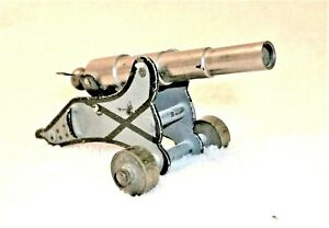 1900s Marklin Germany Brass Cannon