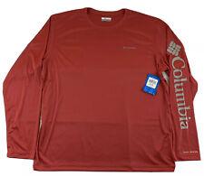 Columbia Rapid Creek Hoodie Fishing Long Sleeve Top Mens Large Shirt NEW