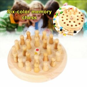 Kid-Educational-Wooden-Memory-Match-Stick-Chess-Game-Baby-Toy-Learning-Toy-TR