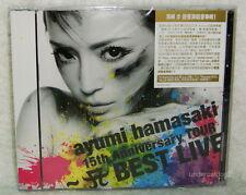 Japan Ayumi Hamasaki 15th Anniversary TOUR A BEST LIVE Taiwan CD