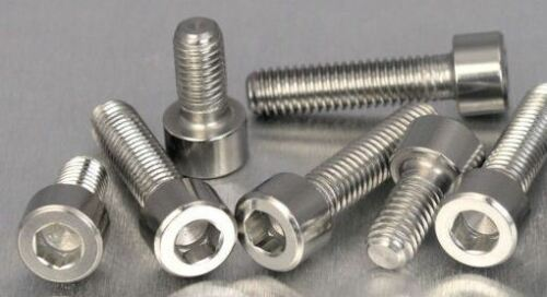 Funduro in stainless steel Fuel Cap Bolt Kit for BMW F 650 GS 1993-2005
