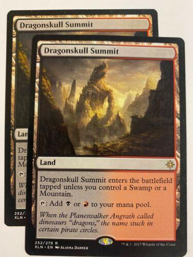 ~ MTG ~ Dragonskull Summit ~ XLN ~ ***NEAR MINT*** x1