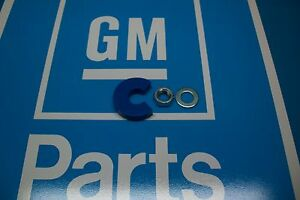 GM Steering Wheel Nut with Washer 65 - 68