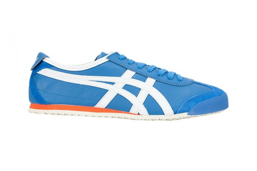 Asics Japan Onitsuka Tiger MEXICO 66 TH4J2L Classic blue × white F/S