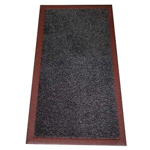 Classy-Carpet-Bridge-034-Studio-034-with-Leather-Look-Tape-Edging-66x133-New