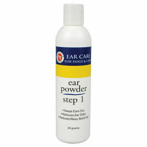 Vet-Supply-Miracle-Care-Ear-Powder-Step-1-24grams-Cats-Dogs-Keeps-Ears-Dry-Vet