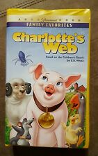 Charlotte's Web (VHS, 1996)