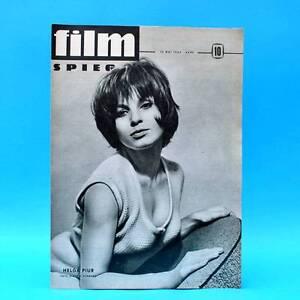 DDR-Filmspiegel-10-1964-Jean-Gabin-Helga-Piur-Alaskafuechse-Wolfgang-Langhoff