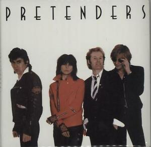 NEW-CD-Album-The-Pretenders-Self-Titled-Mini-LP-Style-Card-Case