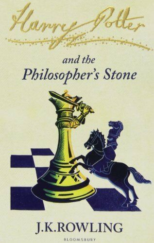 Harry Potter and the Philosopher's Stone (Harry ... by Rowling, J. K. 1408810549