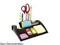 Post-it C-50 Notes Dispenser With Weighted Base, Plastic, 12 X 8 X 2, Charcoal on sale