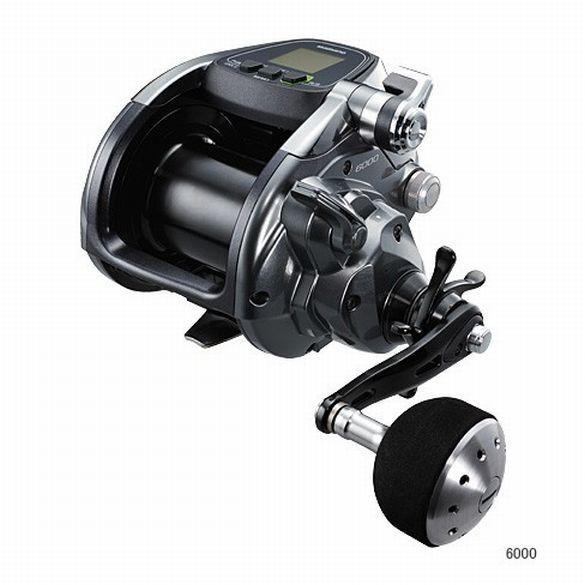 Shimano 15 Forza Maestro 6000 Elettrico Assistere Mulinello