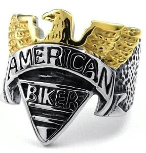 Jewelry Motor Cycles Biker harley davidson mens rings eBay
