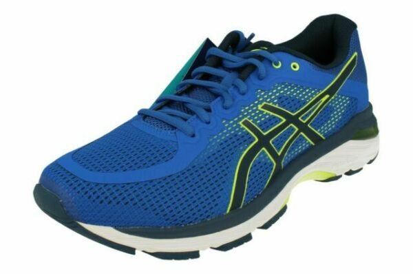 Size 11 - ASICS GEL-PURSUE 4 Victoria Blue Safety Yellow for sale ...