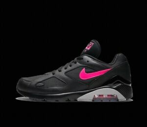 designer fashion 603db bb770 Image is loading Nike-Air-Max-180-Sz-13-100-Authentic-