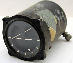 Artificial-Horizon-6A-1519-for-RAF-Spitfire-Mosquito-Chipmunk-etc-GD8
