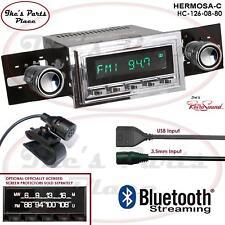 RetroSound Hermosa-C Radio/Bluetooth/USB/3.5mm AUX-In 4 ipod 126-08 Ford Mustang