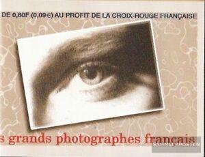 France Mh52 (complète Edition) Neuf Avec Gomme Originale 1999 Photographie Pour RéDuire Le Poids Corporel Et Prolonger La Vie