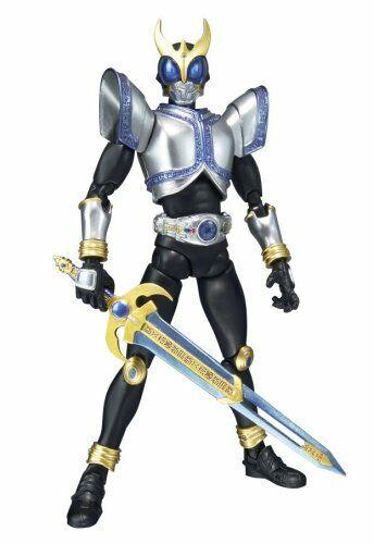 BANDAI S.H. Figuarts Figuarts Figuarts SIC Masked Kamen Rider Kuuga Titan Form c268a5