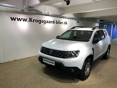 Annonce: Dacia Duster 1,0 TCe 90 Streetw... - Pris 167.900 kr.