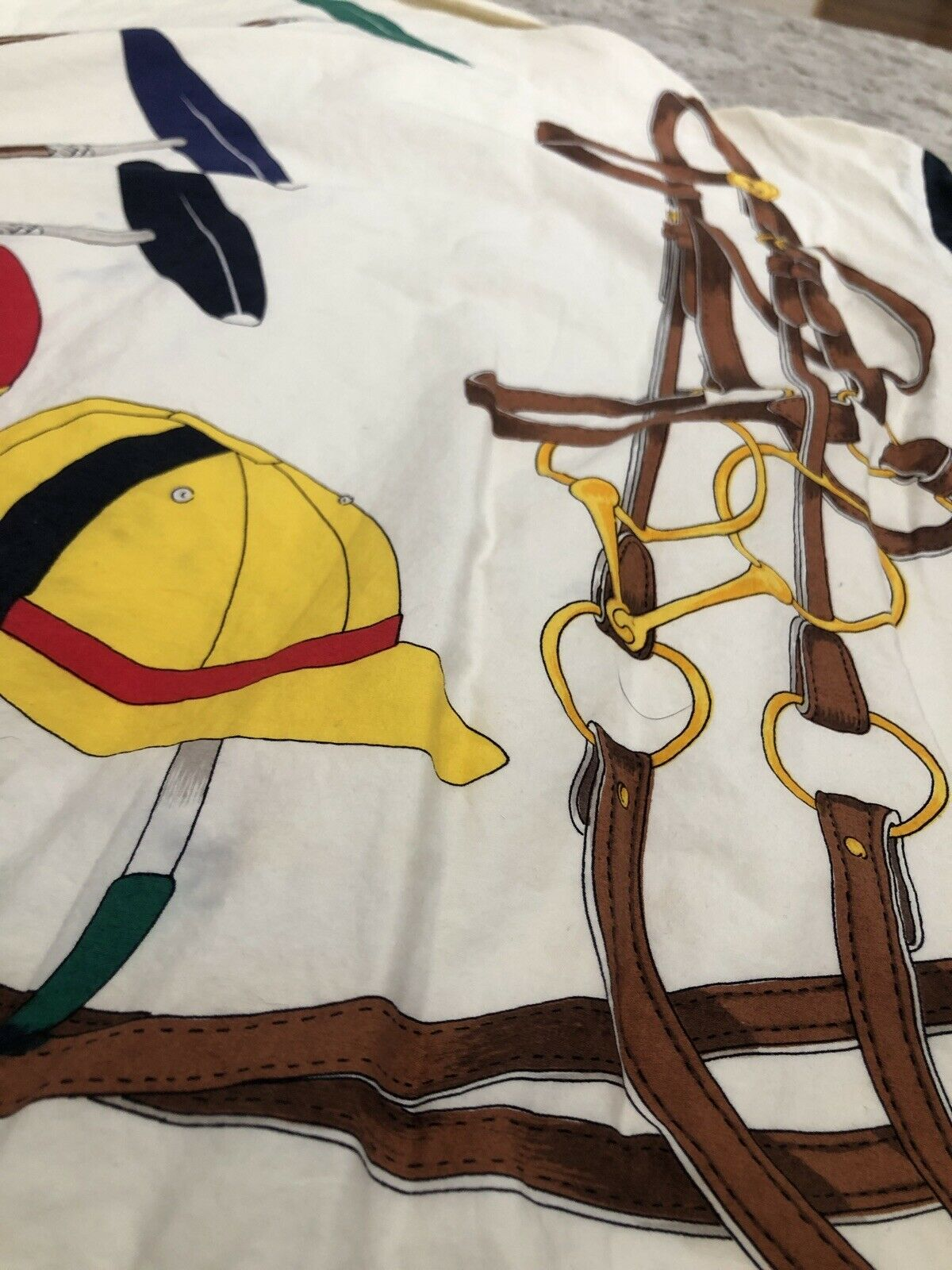 GRAIL! VTG POLO RALPH LAUREN GRAPHIC WING 1992 Wi… - image 9