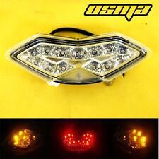 2011-2015 Kawasaki Ninja 1000 Clear LED Tail Light Turn Signal Integrated Brake