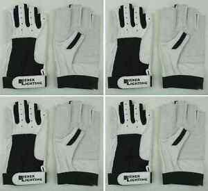 Rigginghandschuhe fingerlos Handschuhe 8 M BluePort Segelhandschuhe AMARA Gr