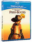 Puss In Boots (3D Blu-ray, 2012)
