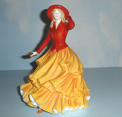 Royal Doulton EMMA /& ERIN Set//2 Pretty Ladies Figurines Hand Signed HN5426 New