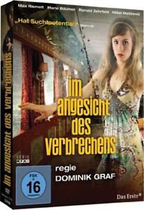 In-faccia-del-crimine-4er-Box-4-DVD-NUOVO
