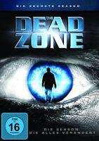 3 DVDs *  THE DEAD ZONE - SEASON / STAFFEL 6  # NEU OVP =