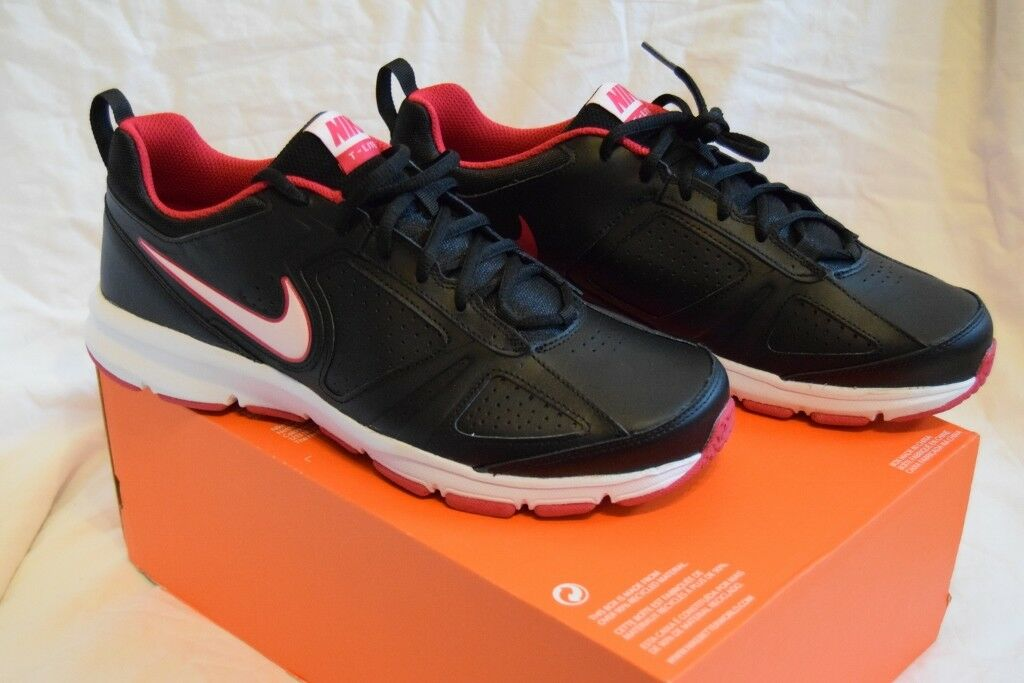 Brand New Yoga NIKE T-Lite XI Femmes Gym Course Yoga New Baskets Taille UK 9 48491b