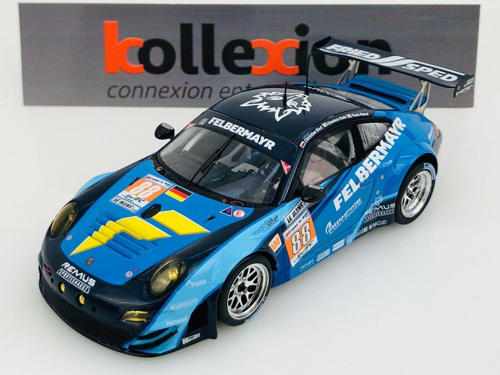 SPARK S3739 PORSCHE 997 RSR Felbermayr - Projoon n°88 Le Mans 2012 1.43 NB