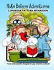 Make Believe Adventures: Linework Pattern Workbook by Annie Lang (Paperback / softback, 2015)