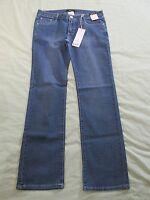 With Tags Women's/junior's Snp Jeans Denim Medium Blue Bootcut Size 13/14