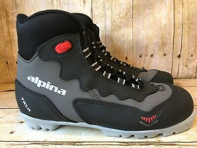 Alpina Sports BC-2250 Back Country CrossCountry Nordic Ski Boots  NNN-BC 36 NEW