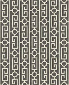 Wallpaper-Classic-Geometric-Greek-Key-Stripe-Gray-Black-Off-White