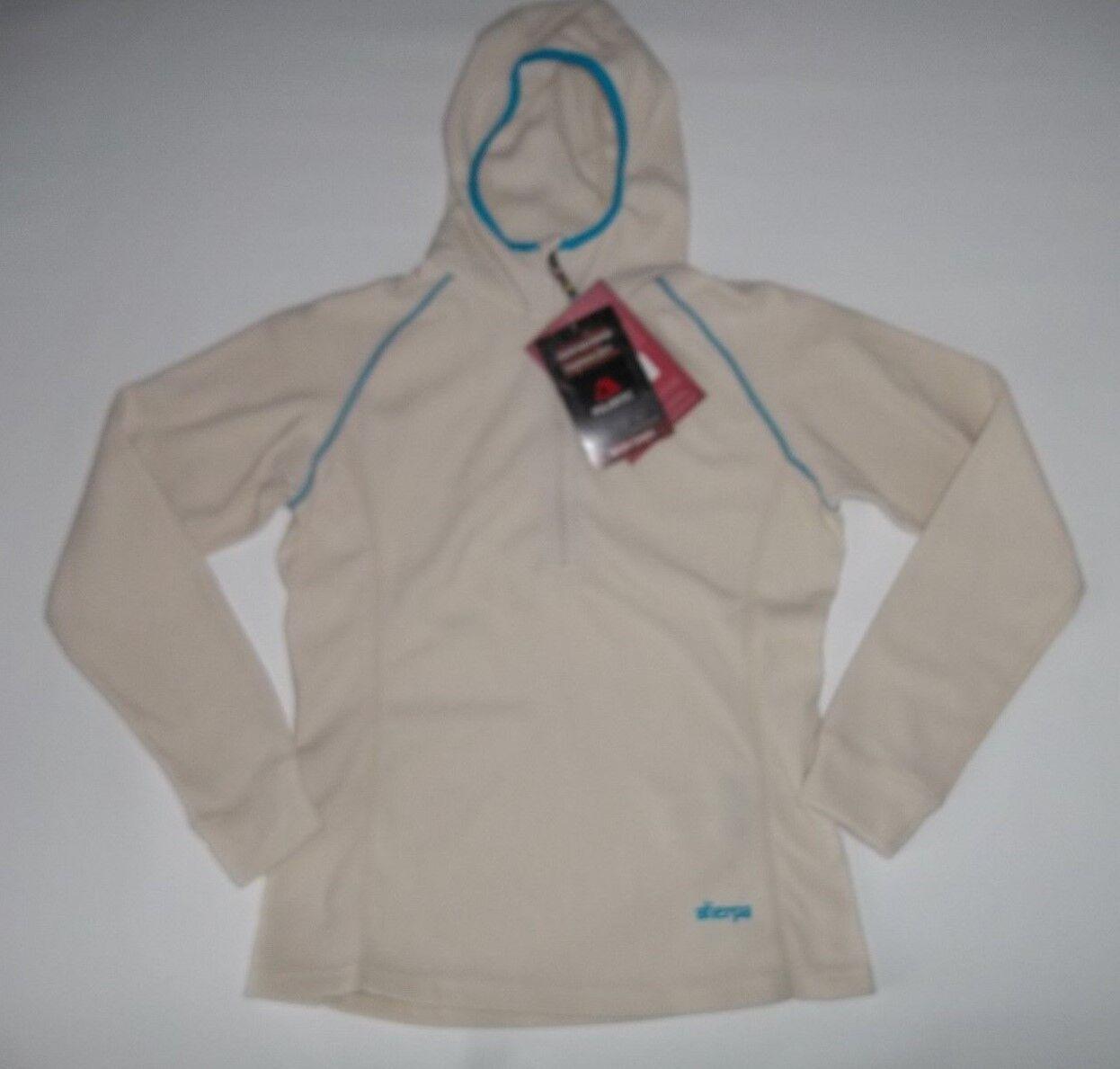 Sherpa Abenteuer Ausrüstung Namche 1 2 Zip Polartec Fleece Kapuzenshirt