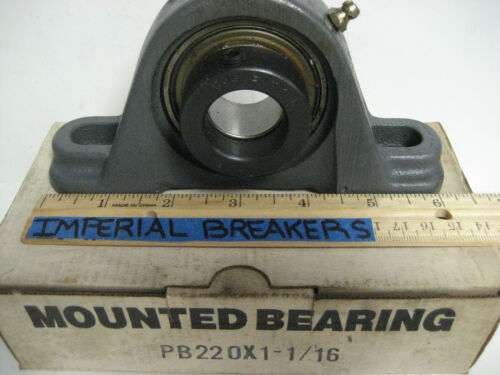 NEW HUB CITY MOUNTED BEARING PB220X1116 YE612